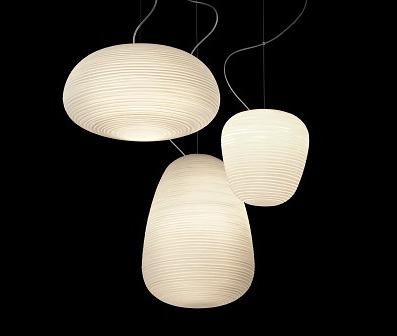 Ludovica + Roberto Palomba Rituals Suspension Lamp