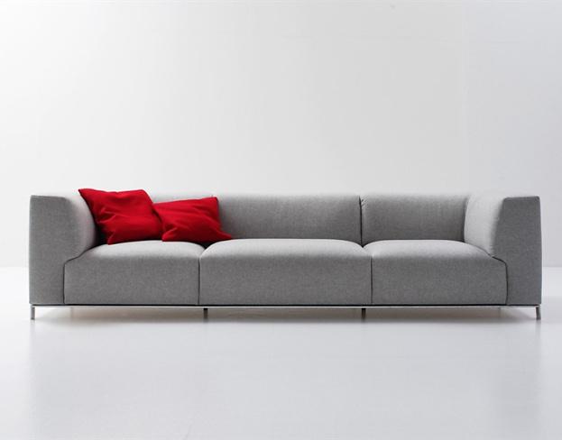 Mario ferrarini gemini sofa for Usona bed