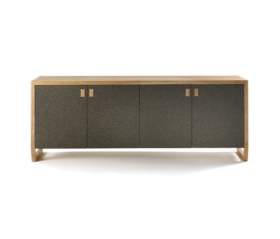 Monica Armani Pan Table and Sideboard