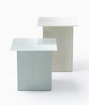 Nendo Brushstroke Console Table