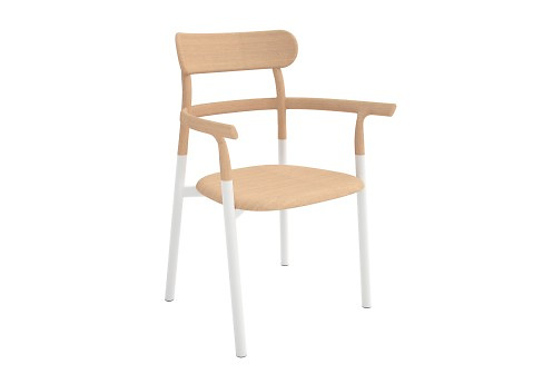 Nendo Twig 1 Comfort Chair