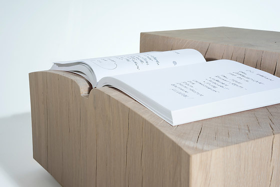 Oliver Conrad Studio CT-Gutenberg Coffee Table