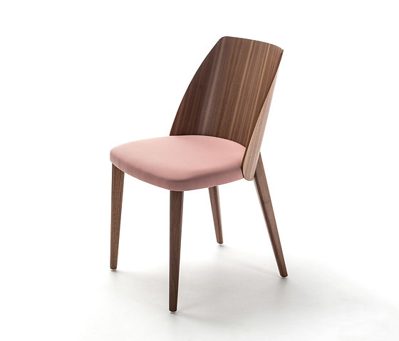Orlandini Design Shell Chair