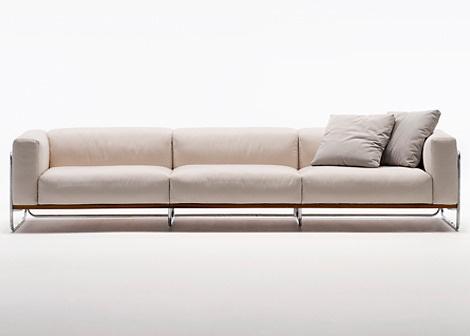 Piero Lissoni Filo Outdoor Sofa