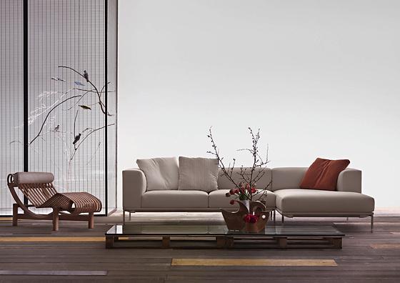 Piero Lissoni Moov Sofa and Bed
