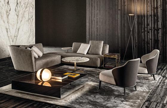 Rodolfo Dordoni Seymour Lounge Seating System