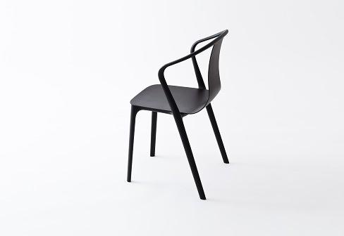 Ronan and Erwan Bouroullec Belleville Armrest Chair