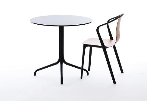 Ronan Bouroullec, Erwan Bouroullec Belevile Bistro Table