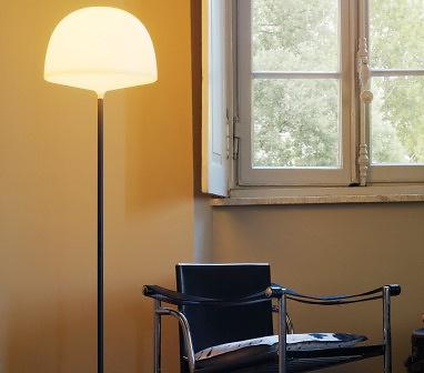 Stine Gam, Enrico Fratesi Cheshire Floor Lamp