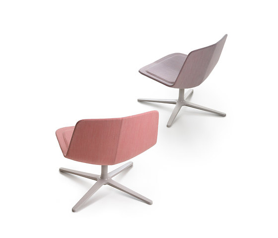 Studio Hannes Wettstein Stratos Lounge Chairs