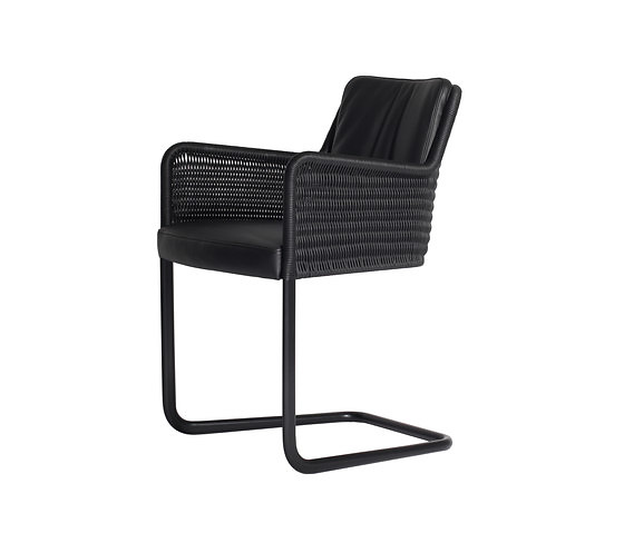 TECTA D43 Cantilever Chair With Armrests