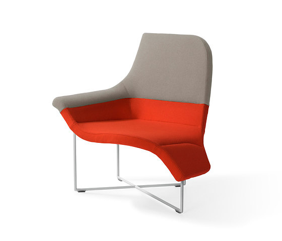 Unstudio And Ben Van Berkel Gemini Chair