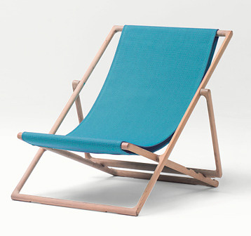 Vincent Van Duysen Portofino Deck Chair