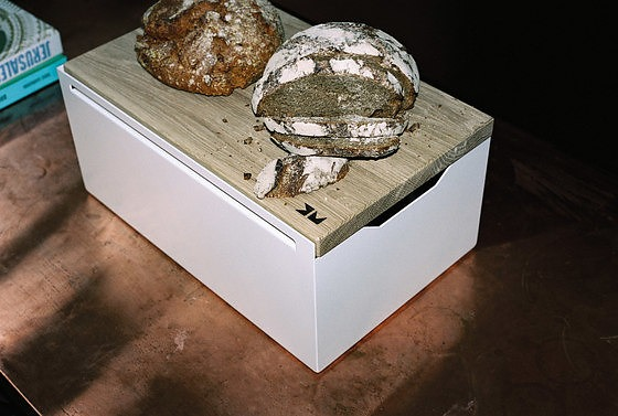 45 KILO Bread Box