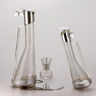 Achillle Castiglioni Oil and Vinegar Set
