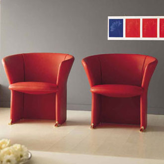 Afra Scarpa and Tobia Scarpa Benedetta Armchair