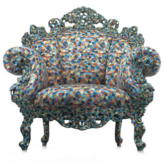 Alessandro Mendini Proust Armchair