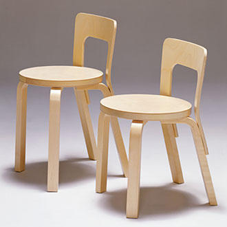Alvar Aalto High Chair K65