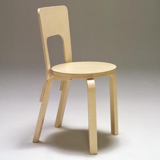 Alvar Aalto Chair 66