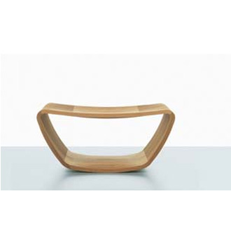 Barber & Osgerby Hula Pouf - Service Table