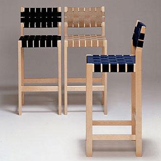 Ben Af Schulten High Chair 617