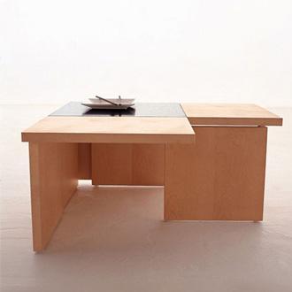 Bernard Vuarnesson Lotus Table