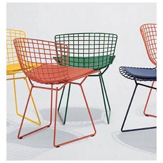 harry bertoia side chair. Black Bedroom Furniture Sets. Home Design Ideas