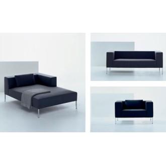 Bruno Fattorini Allen 2 Sofa