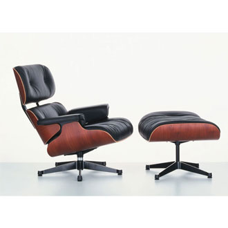 lounge chairs charles and ray eames lounge chair and ottoman charles. Black Bedroom Furniture Sets. Home Design Ideas