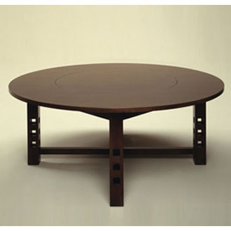 Charles Rennie Mackintosh G.S.A. Table