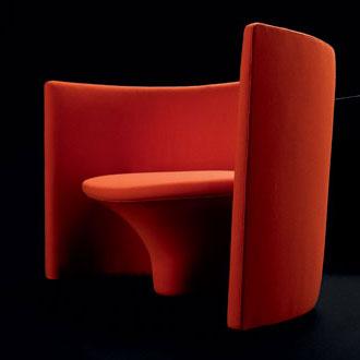Christophe Pillet Uptown Armchair