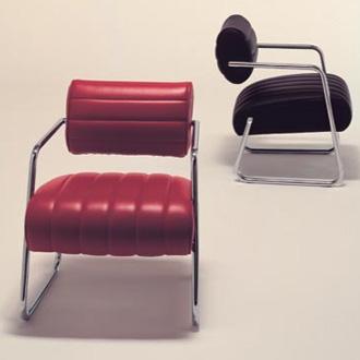 Eileen Gray Bonaparte Chair