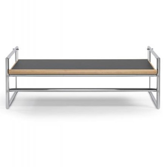 eileen gray occasional table retro coffee table. Black Bedroom Furniture Sets. Home Design Ideas
