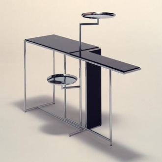 eileen gray rivoli tea table. Black Bedroom Furniture Sets. Home Design Ideas