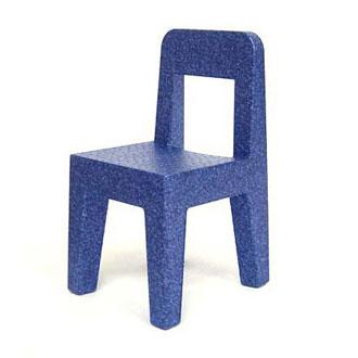 Enzo Mari Seggiolina Pop Chair