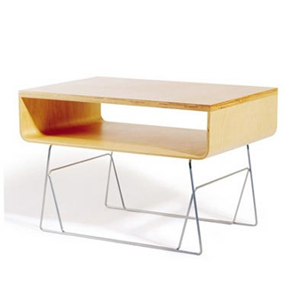 Eric Pfeiffer Scoop TV Table