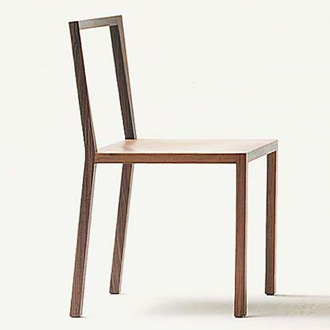 Fabien Baron Extra Chair Wood