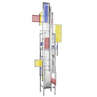 Ferruccio Laviani Teorema Floor Lamp