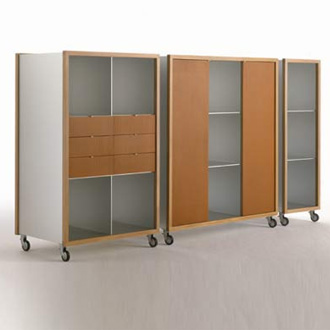 Franco Bizzozzero Ramka Storage Units
