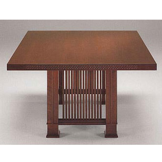 Frank Lloyd Wright Husser Table