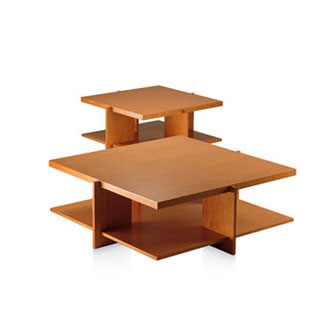 Frank Lloyd Wright Lewis Tables