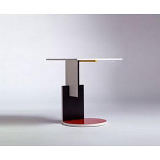 Gerrit T. Rietveld Schroeder 1 Table
