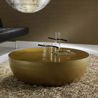 Gino Carollo Planet Gold Table