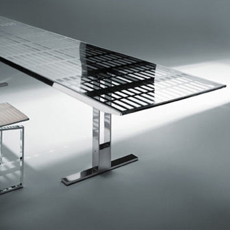 Helmut Jahn and Yorgo Lykouria Ulysses Table