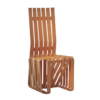 Frank Gehry High Sticking Chair