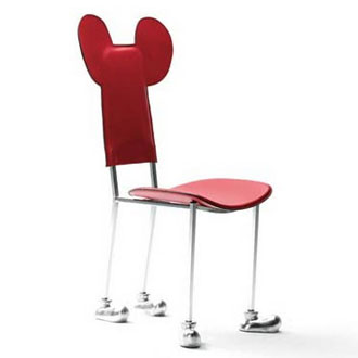 Javier Mariscal Garriris Chair