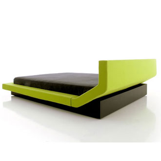 Jean Marie Massaud Lipla Double Bed