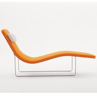 Jeffrey Bernett Landscape Chaise Lounge
