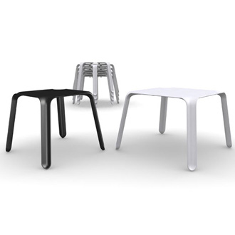 Jerszy Seymour Easy Chair and Table