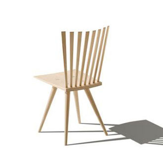 Johannes Foersom and Peter Hiort-Lorenzen Mikado Chair